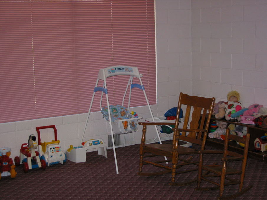 Napa Methodist Church Nursery
