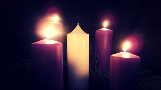 Napa Methodist Church Advent Candle Lighting Liturgy