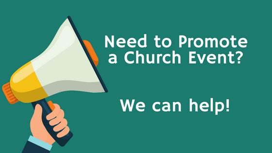 Napa Methodist Church Event Promotion Blog Post