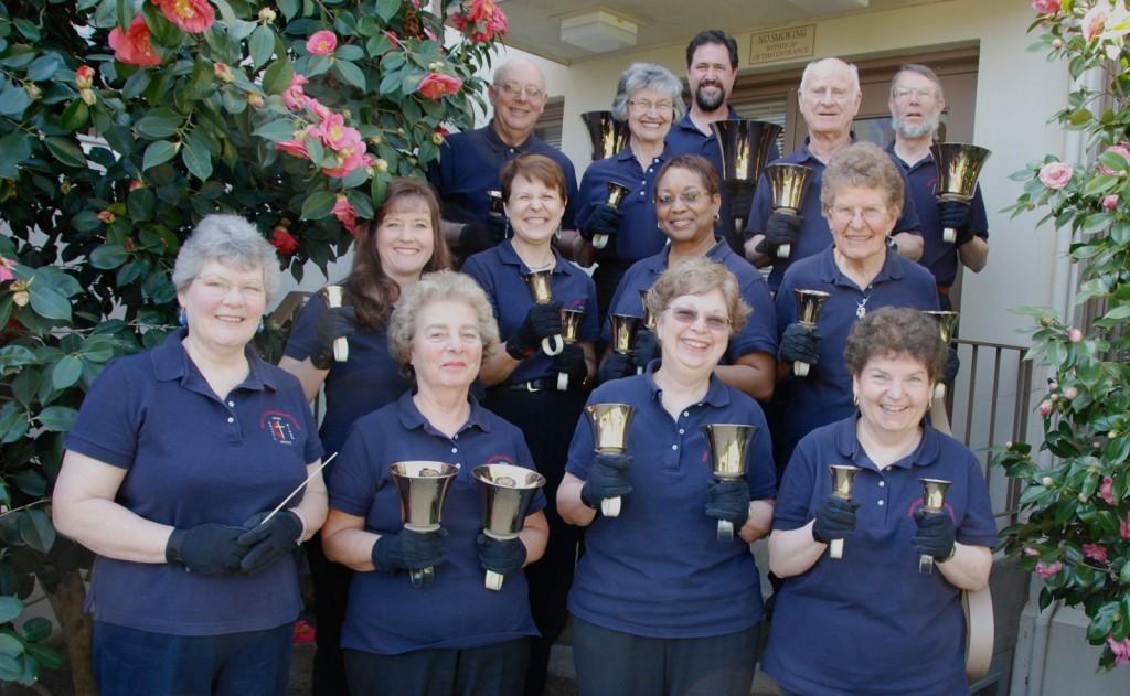 Napa Methodist Church Bonner Bell Choir