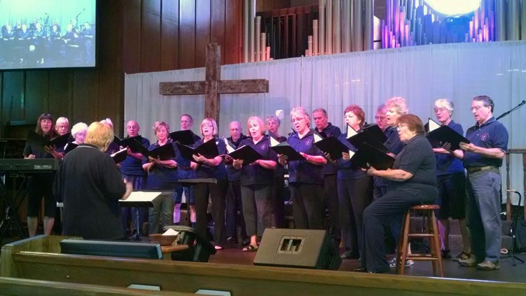 Napa Methodist Church Cathedral Choir