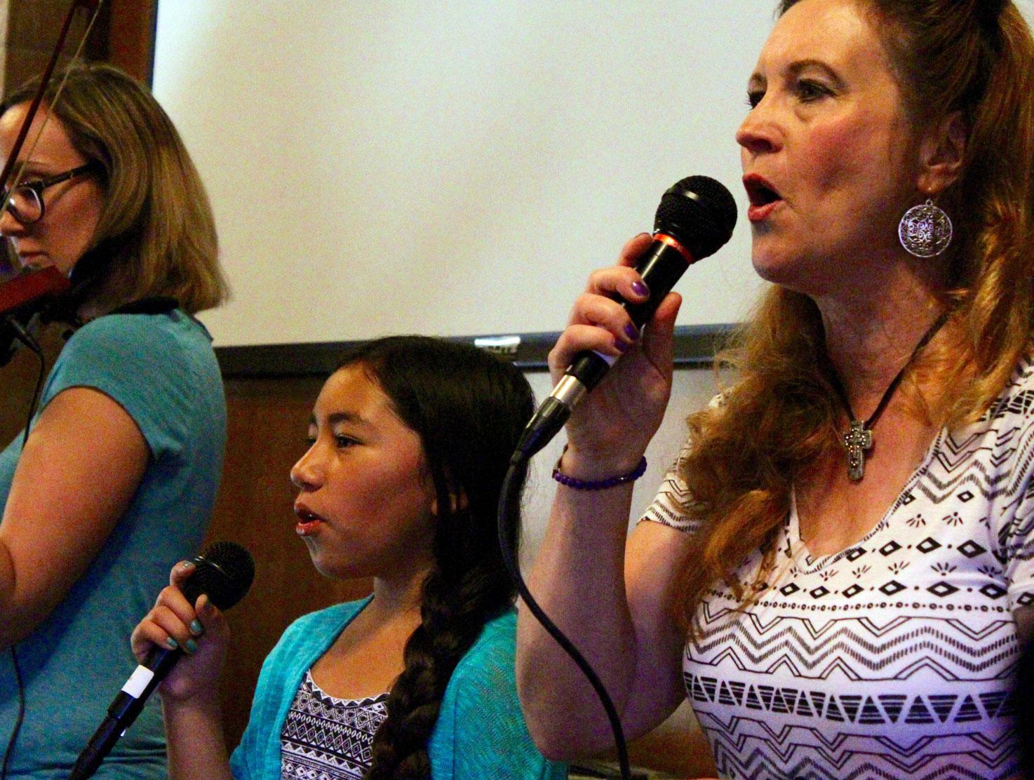 Napa Methodist Church Fusion Worship