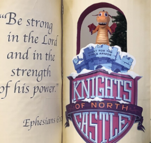 Napa Methodist Church VBS - Knights of North Castle