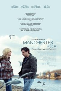 Manchester By the Sea Official Movie Poster