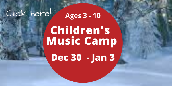 Children's Music Camp