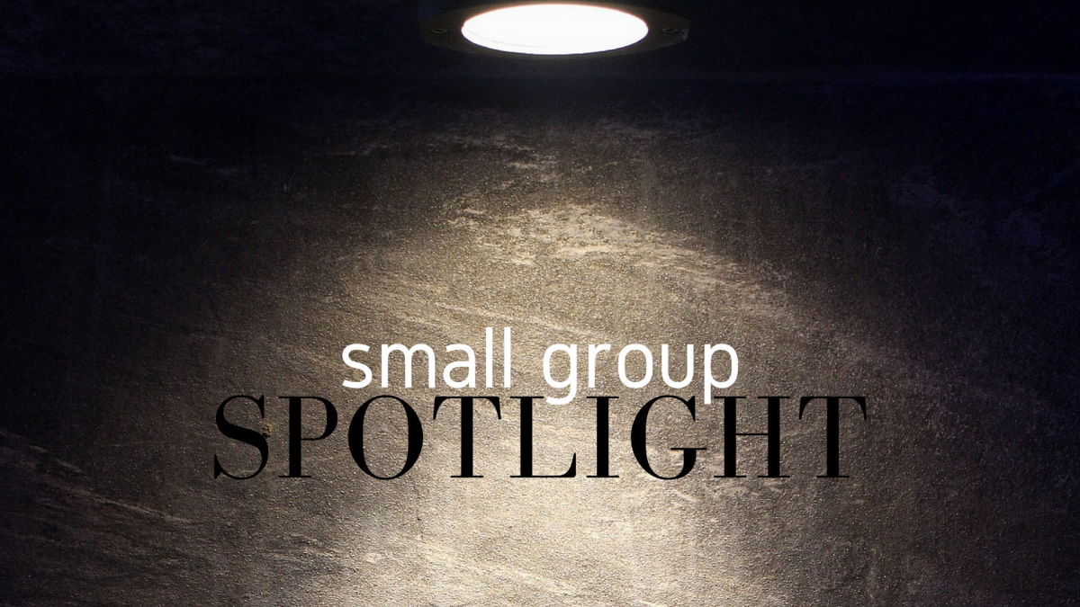 Napa Methodist Church Small Group Spotlight