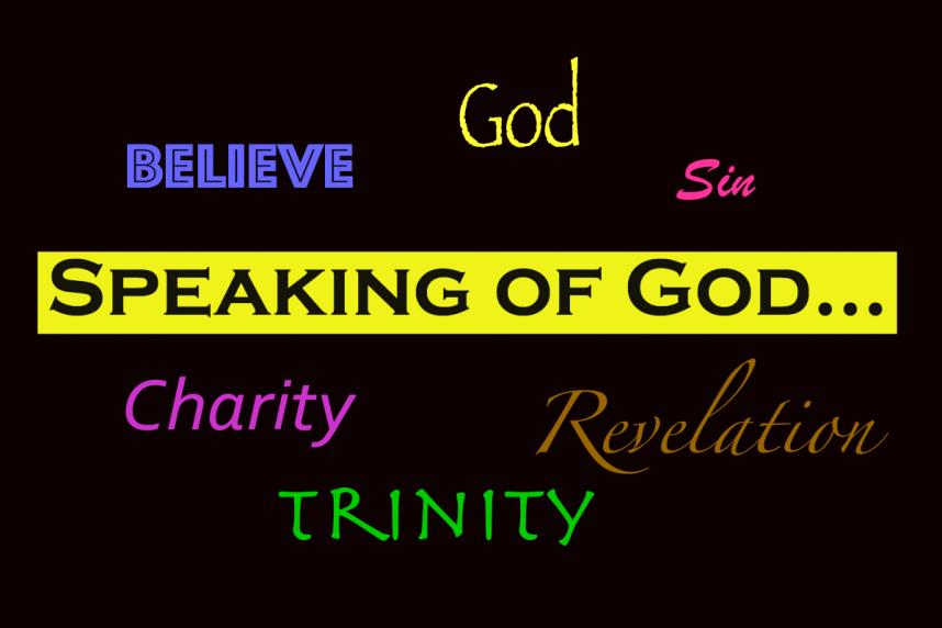 Speaking of God Three
