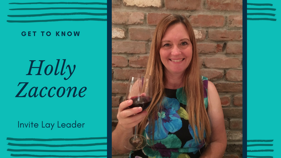 Napa Methodist Church Staff and Leadership Spotlight on Invite Lay Leader Holly Zaccone