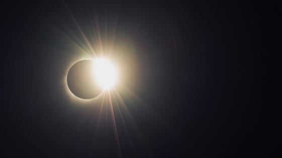 Napa Methodist Church Total Eclipse of the Son