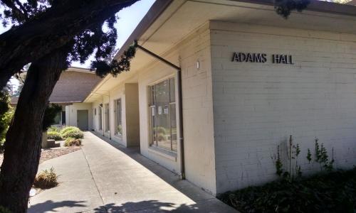 Napa Methodist Church Adams Hall