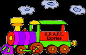 Napa Methodist Grape Express Train